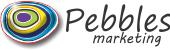 Pebbles Marketing Logo